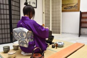 La Maison Cauchie - CÉRÉMONIE DU THÉ JAPONAISE AVEC VISITE DE LA MAISON CAUCHIE
