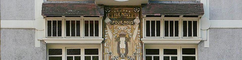 La Maison Cauchie - La Maison Cauchie