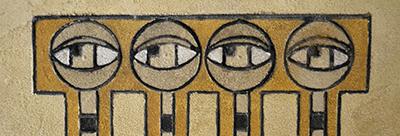 La Maison Cauchie - Style Egyptien