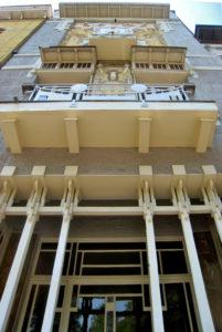 La Maison Cauchie - La façade