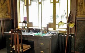 La Maison Cauchie - Petit salon